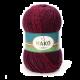 Preja Nako Ombre / bordo-vijolična 312