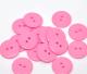Gumb iz resina, 23 mm, roza